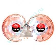 Кулер для видеокарты Thermaltake DuOrb CL-G0102 с тепловыми трубками (медный) - Челябинск