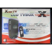 Внешний TV tuner KWorld V-Stream Xpert TV LCD TV BOX VS-TV1531R (Челябинск)