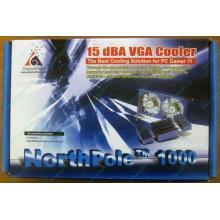 Кулер для видео-карты GlacialTech NorthPole 1000 (Челябинск)