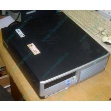 Компьютер HP DC7600 SFF (Intel Pentium-4 521 2.8GHz HT s.775 /1024Mb /160Gb /ATX 240W desktop) - Челябинск