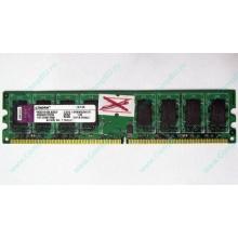 ГЛЮЧНАЯ/НЕРАБОЧАЯ память 2Gb DDR2 Kingston KVR800D2N6/2G pc2-6400 1.8V  (Челябинск)