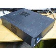 Лежачий четырехядерный системный блок Intel Core 2 Quad Q8400 (4x2.66GHz) /2Gb DDR3 /250Gb /ATX 300W Slim Desktop (Челябинск)