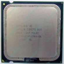 Процессор Intel Core 2 Duo E6420 (2x2.13GHz /4Mb /1066MHz) SLA4T socket 775 (Челябинск)