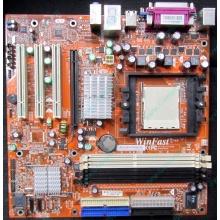Материнская плата WinFast 6100K8MA-RS socket 939 (Челябинск)
