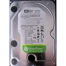 Б/У жёсткий диск 1Tb Western Digital WD10EVVS Green (WD AV-GP 1000 GB) 5400 rpm SATA (Челябинск)