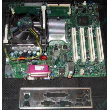 Комплект: плата Intel D845GLAD с процессором Intel Pentium-4 1.8GHz s.478 и памятью 512Mb DDR1 Б/У (Челябинск)