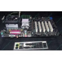 Материнская плата Intel D845PEBT2 (FireWire) с процессором Intel Pentium-4 2.4GHz s.478 и памятью 512Mb DDR1 Б/У (Челябинск)