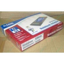 Wi-Fi адаптер D-Link AirPlusG DWL-G630 (PCMCIA) - Челябинск